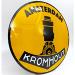 Amsterdam-kromhout-emaille-rond-willems-enemal