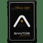 Santos 20x30 cm.